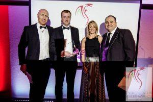 James Shepherd wins entrepreneur award