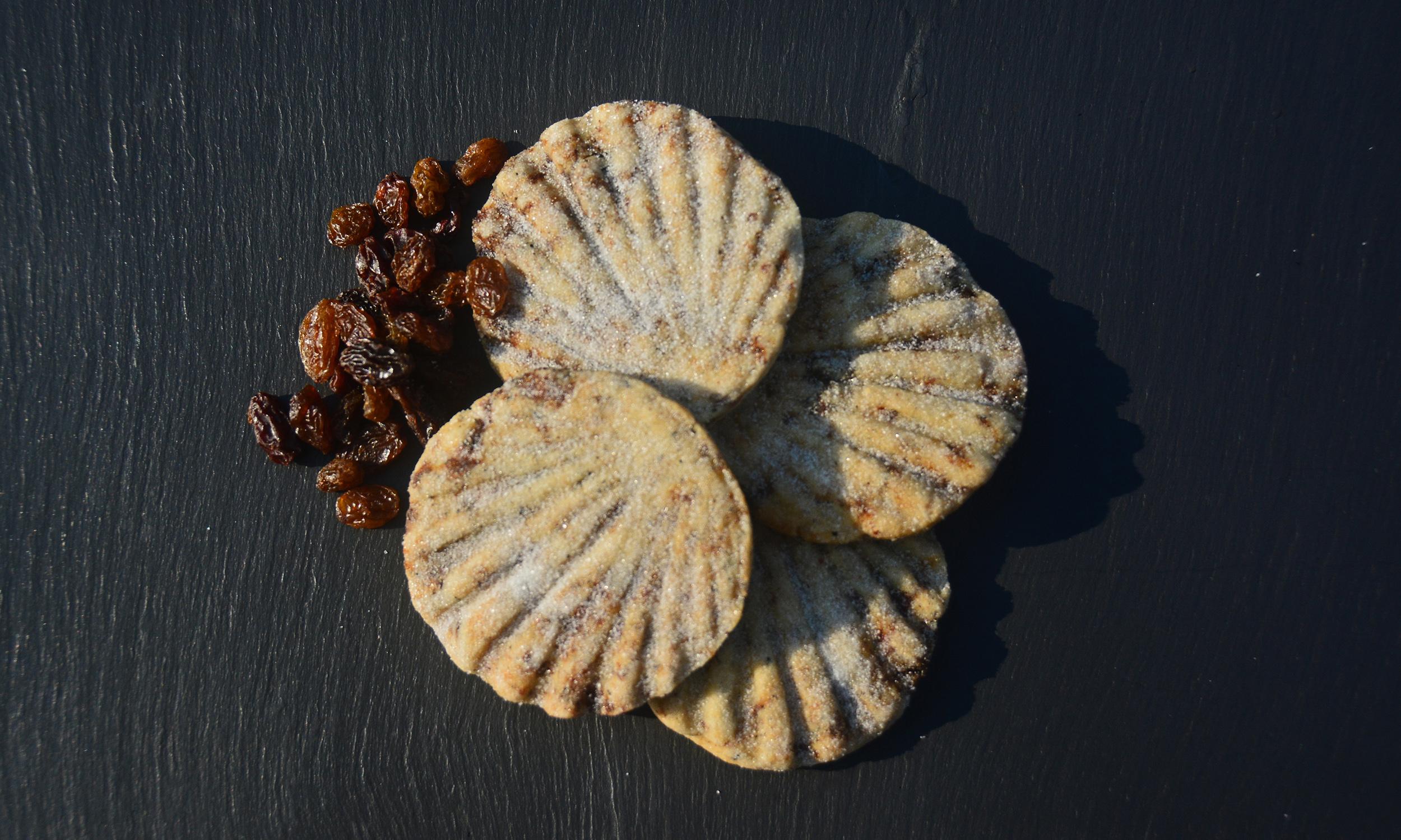 Bara Brith Aberffraw Biscuits