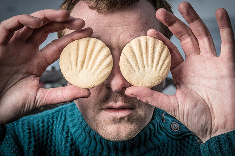Aberffraw Biscuit Co's James Shepherd