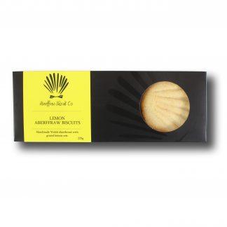 Lemon Aberffraw Biscuit 225g