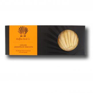 Ginger Aberffraw Biscuits
